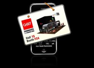 iPhone 3G z nawigacją od Sygic