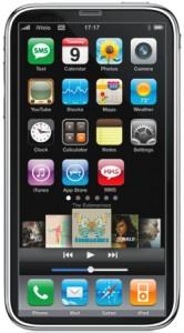 iPhone Concept - ivicio.wordpress.com