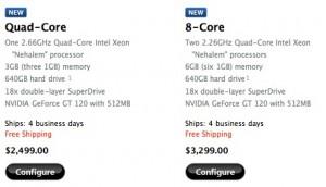 Nowy Mac Pro - ceny