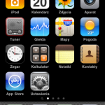 iPhone jako modem