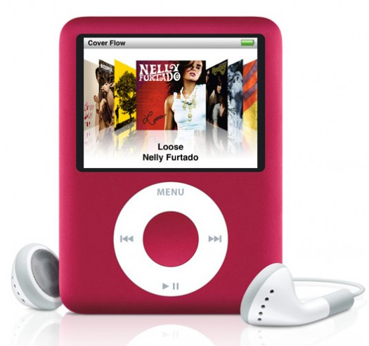 apple-ipod-nano-red