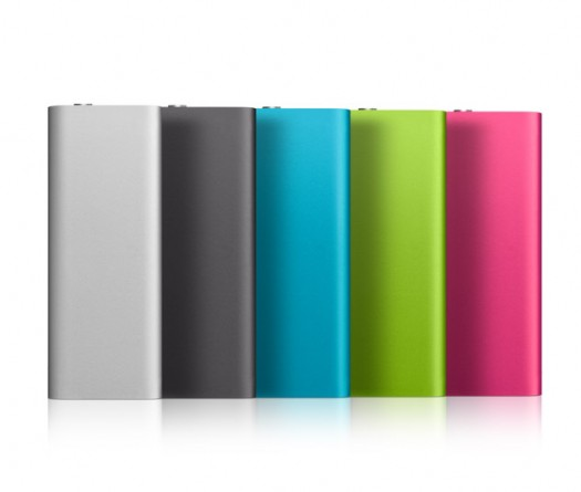 iPod Shuffle colours