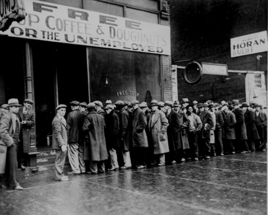 US Financial Crisis in 1933