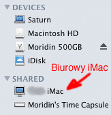 Back To My Mac Finder