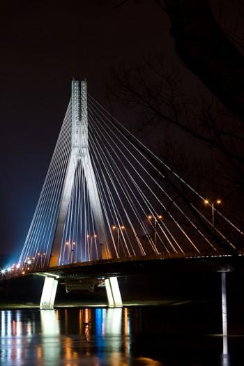 Most Świętokrzystki 2005 | fot. Wojtek Pietrusiewicz