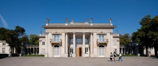Pałac na Wodzie - Łazienki 2009 | fot. Wojtek Pietrusiewicz