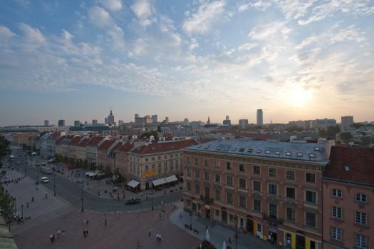 Krakowskie Przedmieście 2009 | fot. Wojtek Pietrusiewicz
