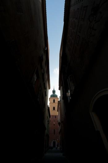 Ulica Piwna 2009 | fot. Wojtek Pietrusiewicz