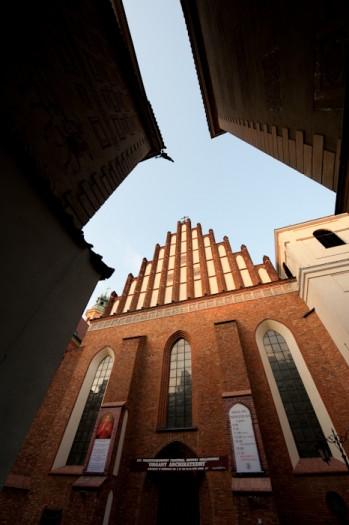 Kościół Matki Boskiej Łaskawej 2009 | fot. Wojtek Pietrusiewicz