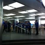 Pracownicy podgrzewają atmosferę