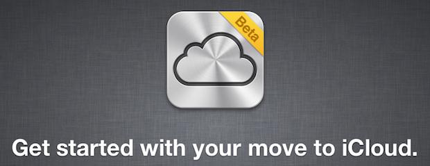 Post image for Przygotowanie do przenosin z MobileMe do iCloud