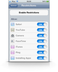"""Post image for Wyłącz """"wbudowane"""" aplikacje w iOS"""