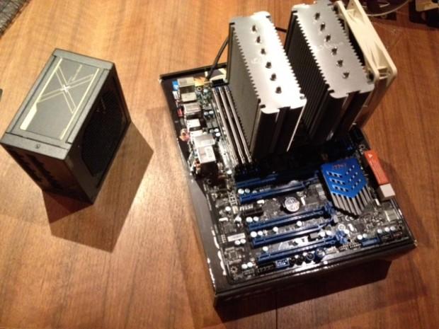 Post image for iStig z pierwszym na świecie hackintoshem opartym o Sandy Bridge-E