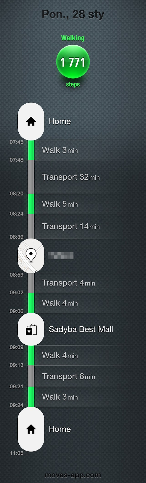 Moves App 03