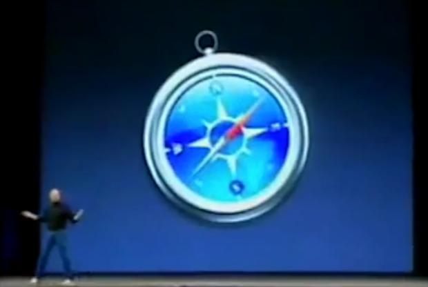Safari 1.0 Keynote