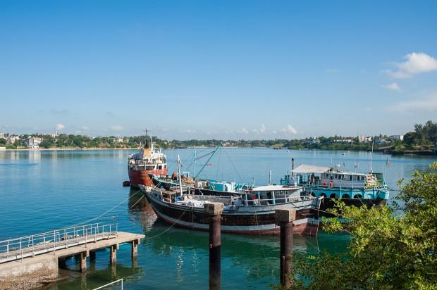 Stary port, Mombasa