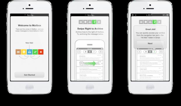 Mailbox app Tutorial-01