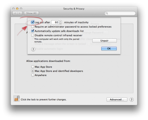 OS X basic security 02