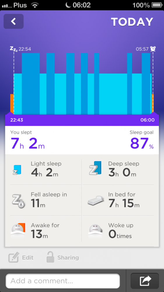 Jawbone Up Sleep 01