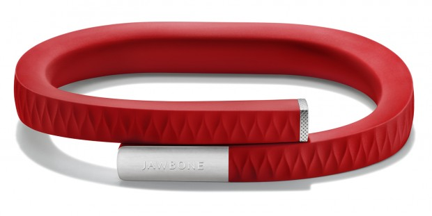 Jawbone Up red