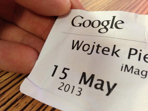 Google Polska - bilecik iO