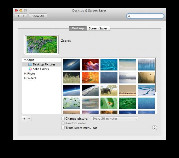 MBA Prefs Desktop