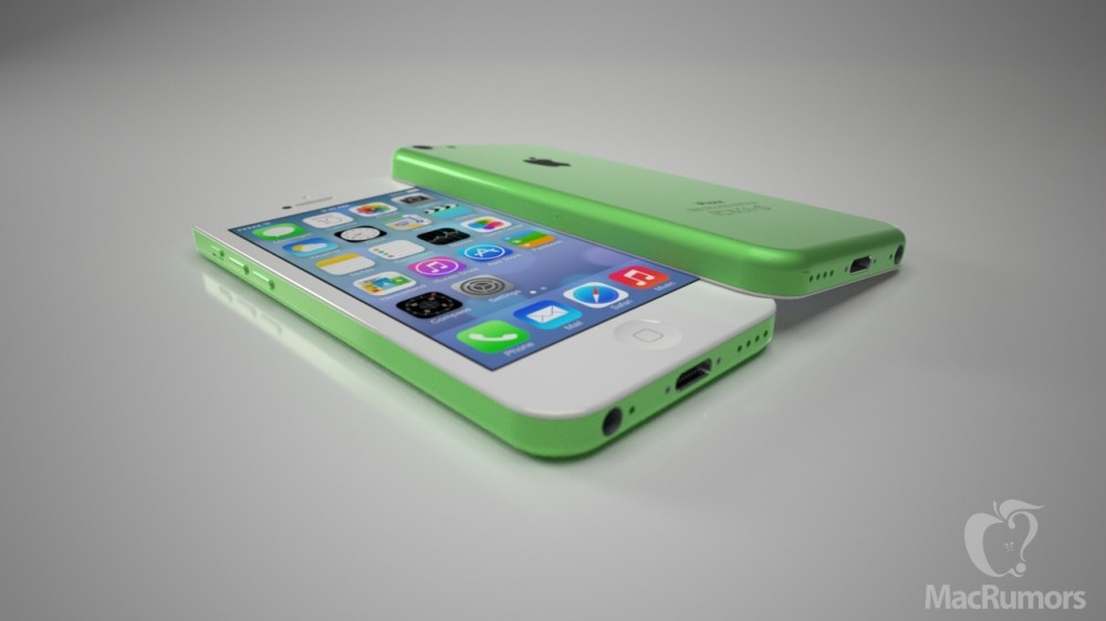 Plastic iPhone render 01