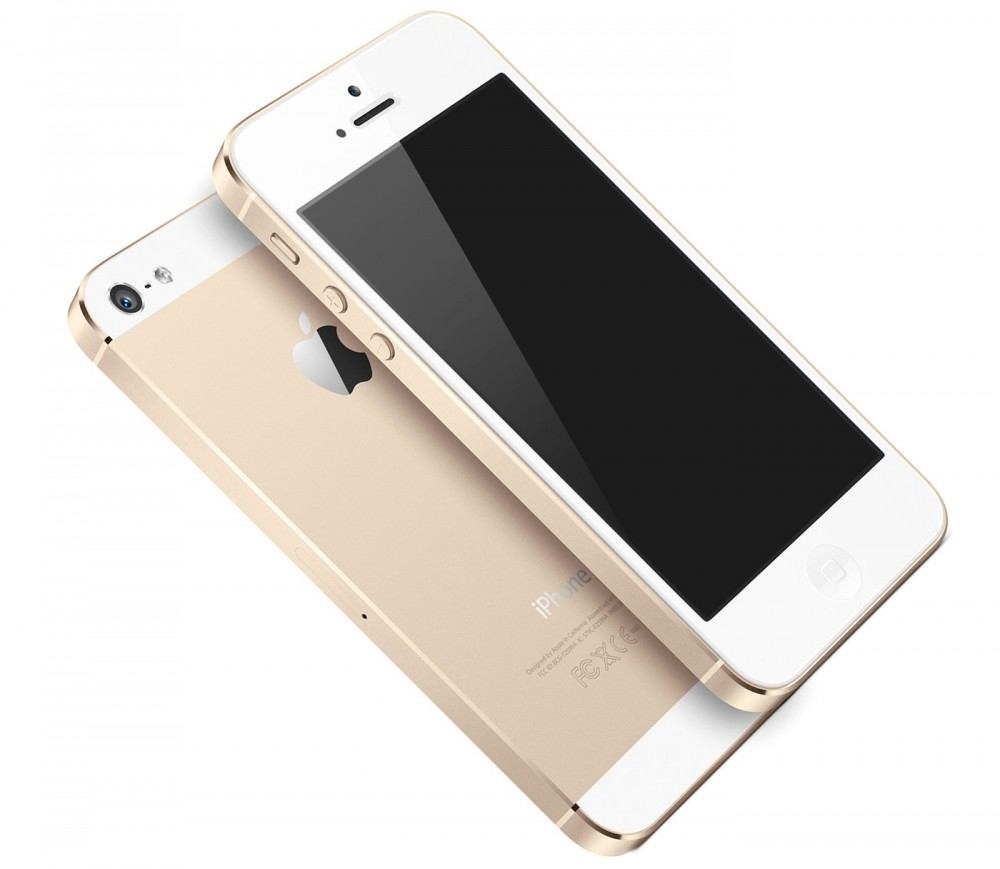 Gold iPhone 02