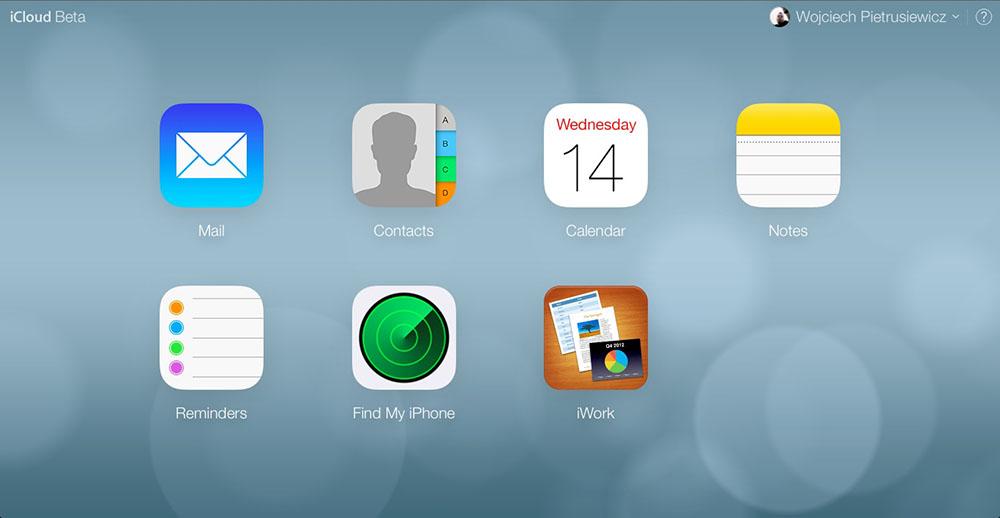 iCloud beta iOS7-style 02