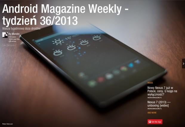 AMag Weekly