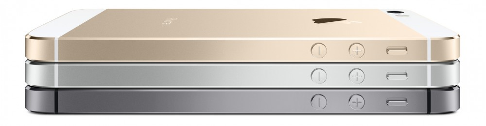 iPhone 5S all colours