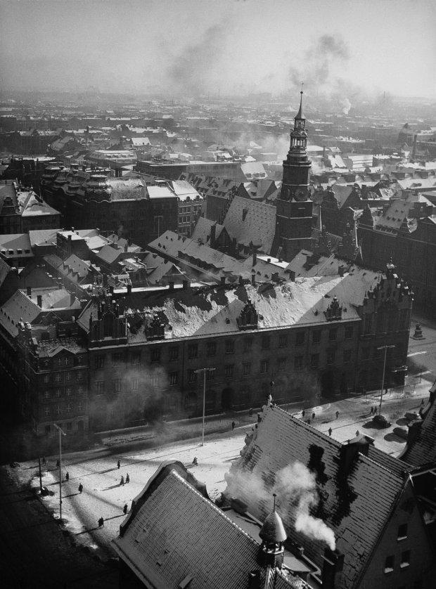 Wroclaw lata 50