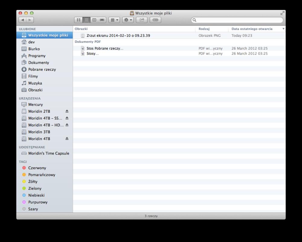 OS X Home Folder 02