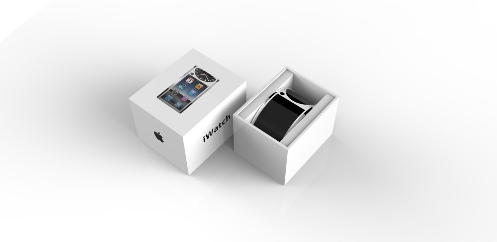 iWatch project boxes