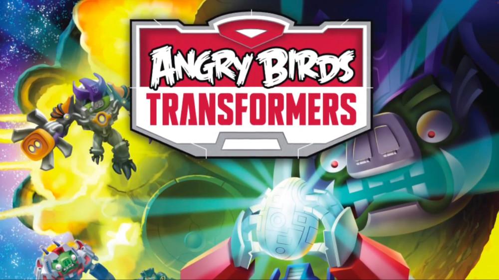 Angry Birds Transformers + мод — птички уже не те...