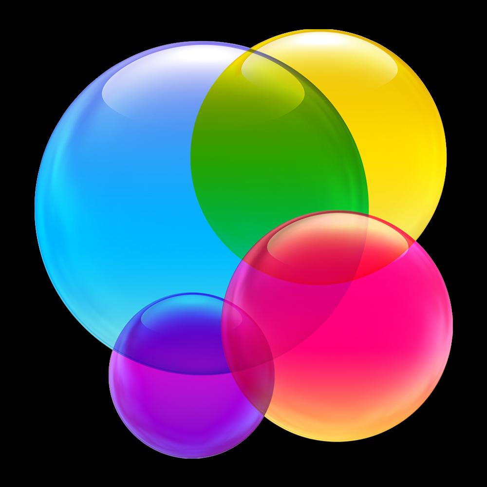 GameCenter icon OS X Yosemite 1024px