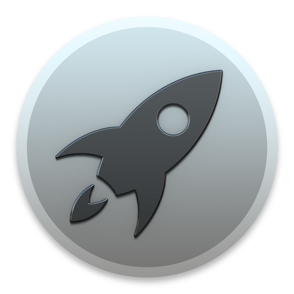 LaunchPad icon OS X Yosemite 1024px