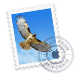 OS X Yosemite Mail icon
