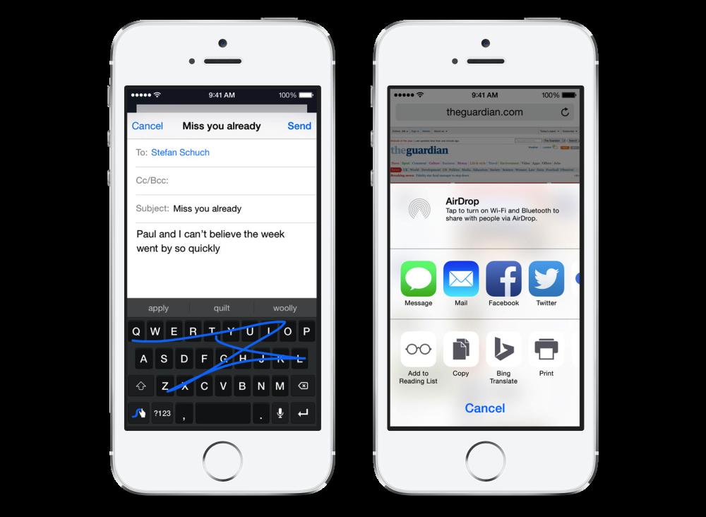 Wszystko o iOS 8 Extensions iPhone 02