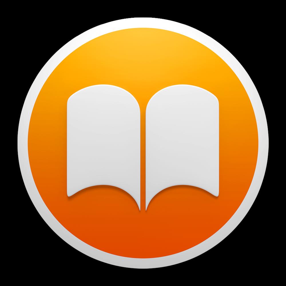 iBooks icon OS X Yosemite 1024px