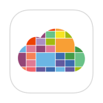 iOS 8 iCloud Photo Library icon