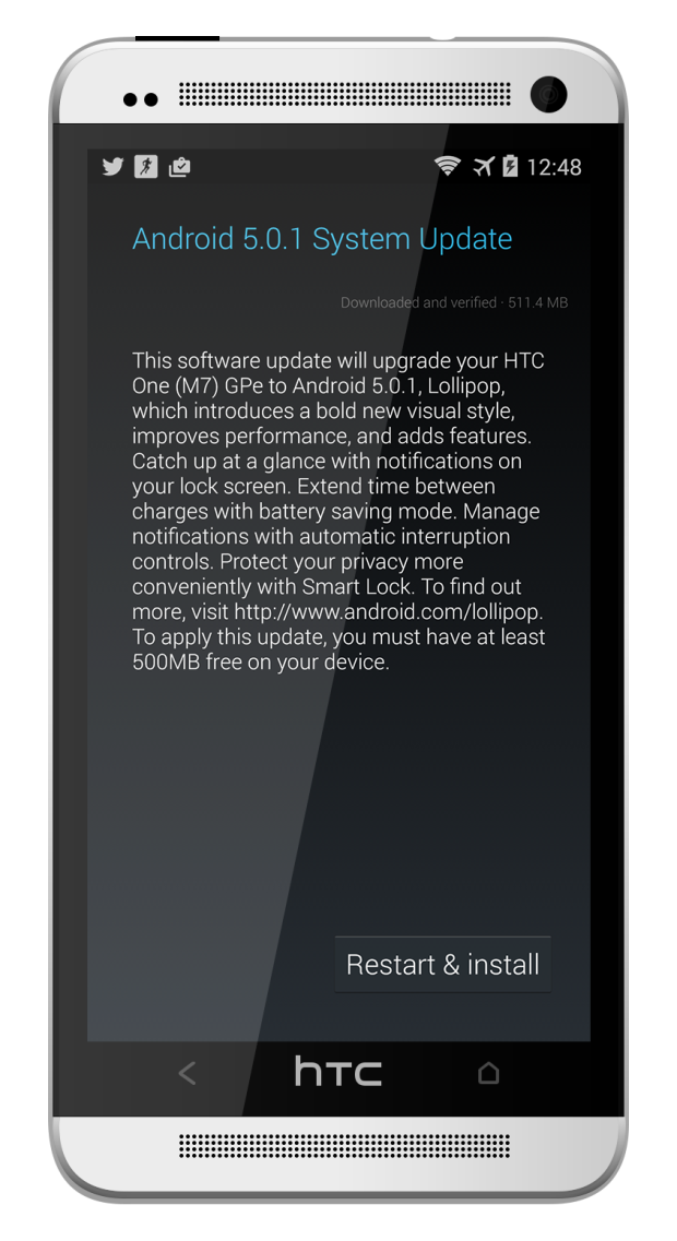 HTC-One-M7-Android-5.0.1