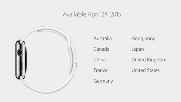 Apple Watch Date 01