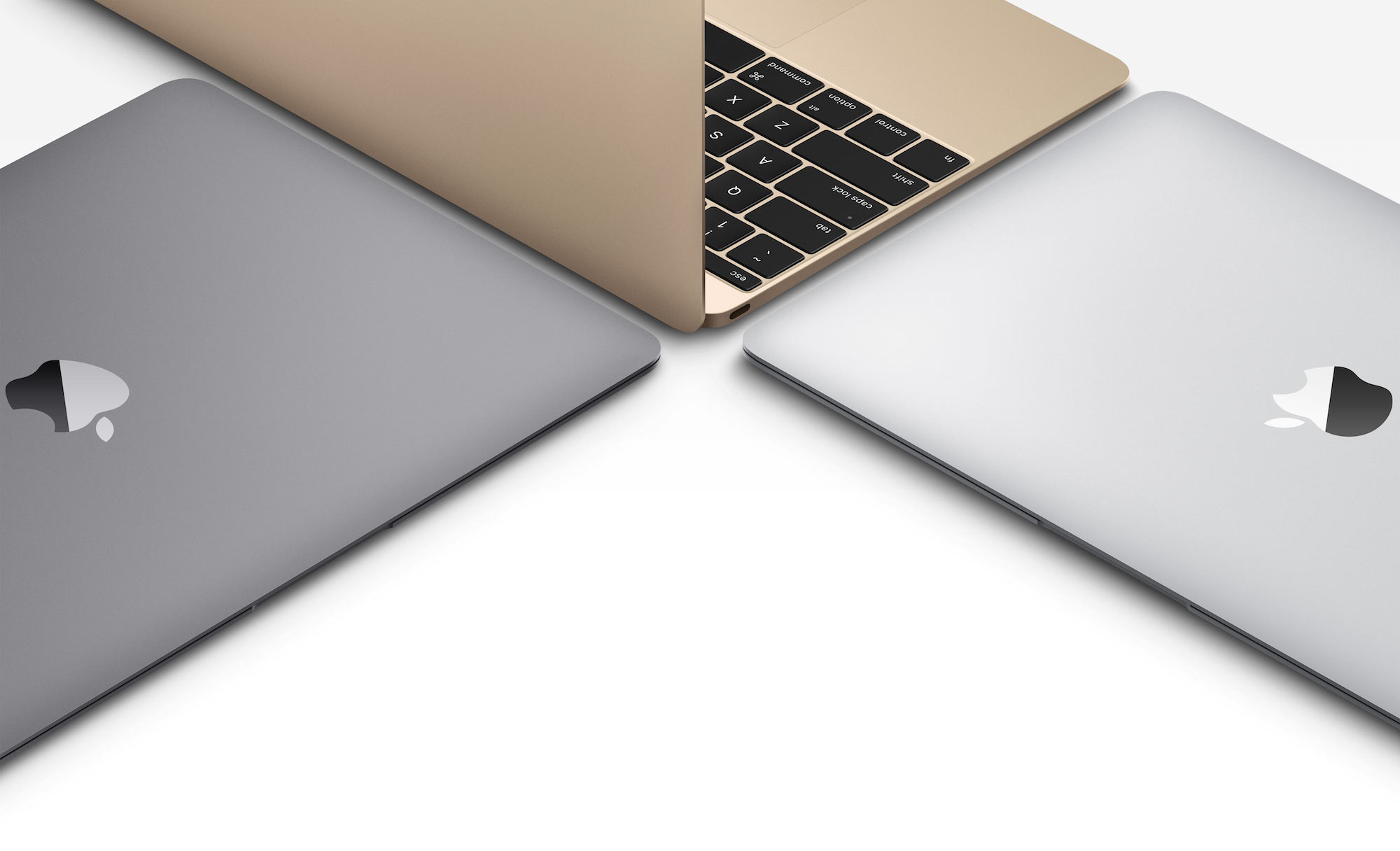 MacBook 12 colour hero