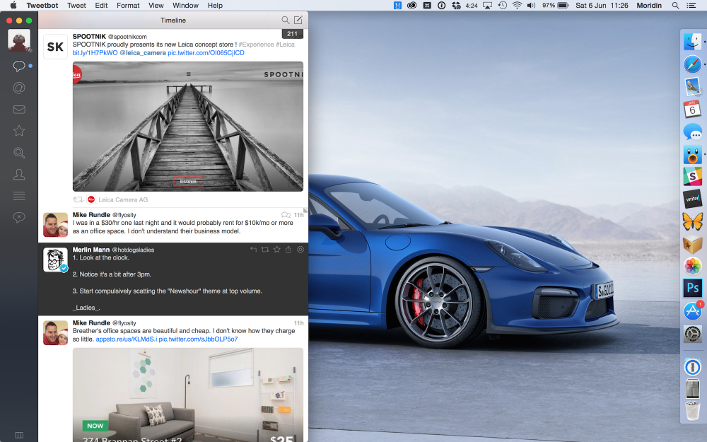 Tweetbot 2 Mac desktop 01