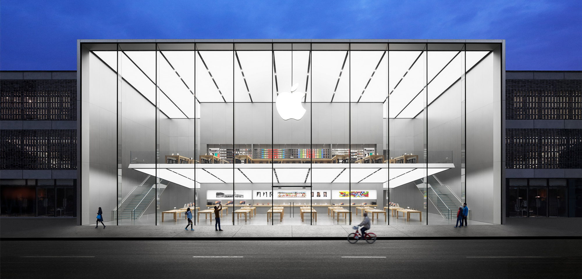 Apple-Store-West-Lake