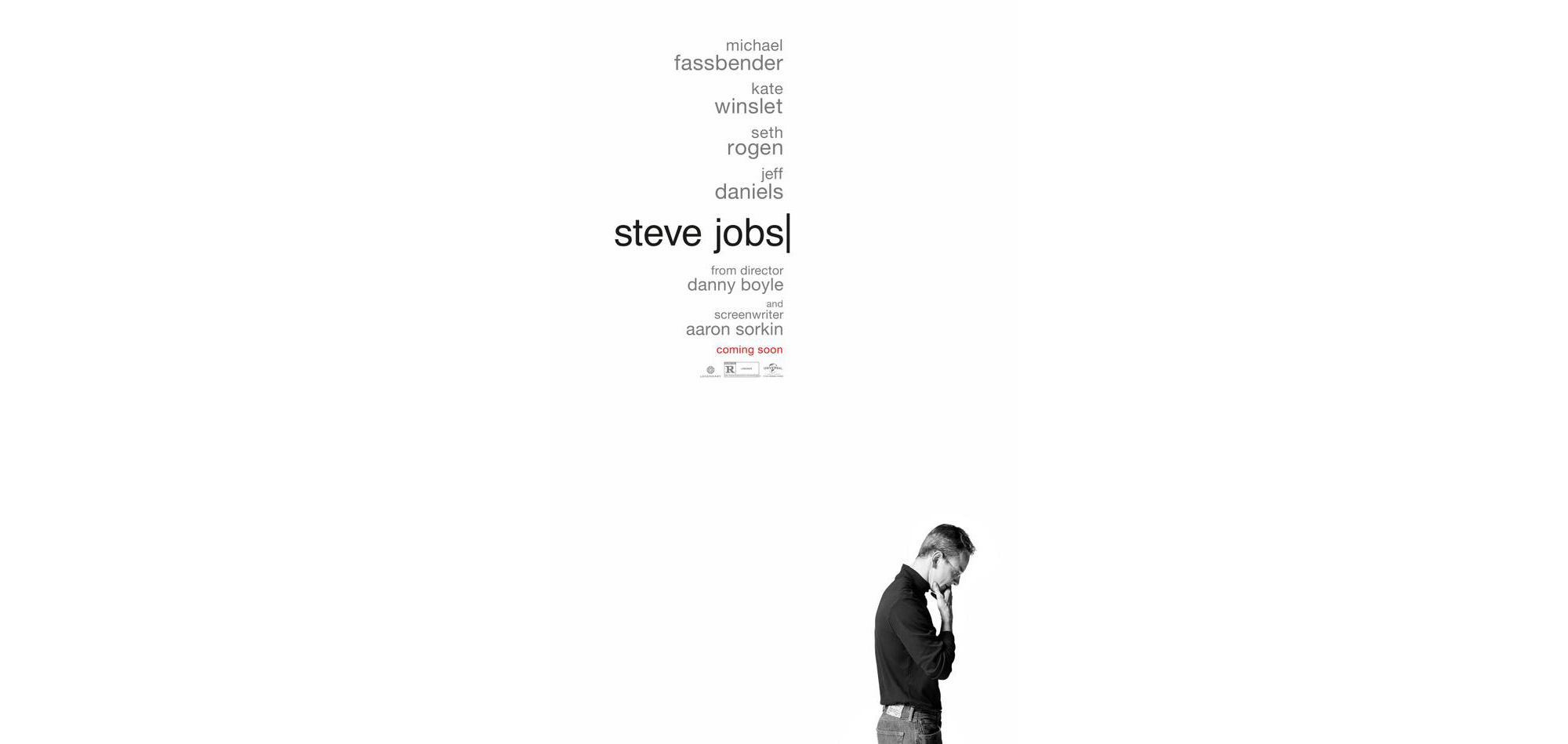 Steve Jobs Movie Aaron Sorkin Poster