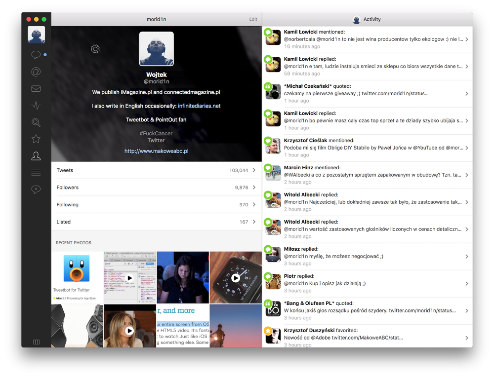 Tweetbot 2.1 for Mac