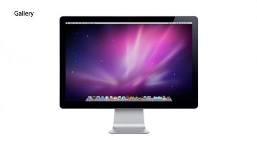 Apple LED Cinema Display 24