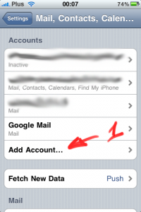 Google Mail Push 01